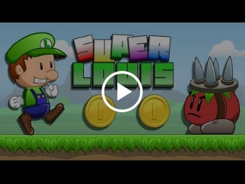 Super Louis Jungle Adventure 2 Platform Games Android Gameplay Video