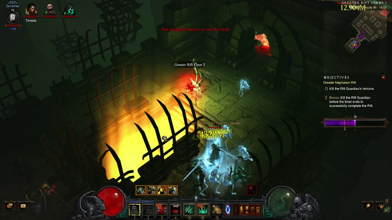 Diablo  Rathma S Build