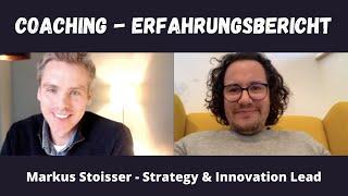 Coaching Testimonial - Markus Stoisser