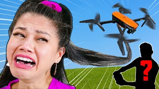 STALKER DRONE CAUGHT in my HAIR | Humiliated But Ending is SHOCKING!