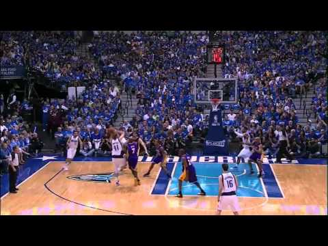 The 2011 Mavericks go ballistic from 3, draining 20, to eliminate the Kobe led Lakers