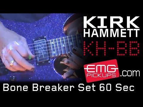 kirk hammett emg bone breaker signature pickup set_60 youtube emg pickups wiring 3 wire kirk hammett emg bone breaker signature pickup set_60