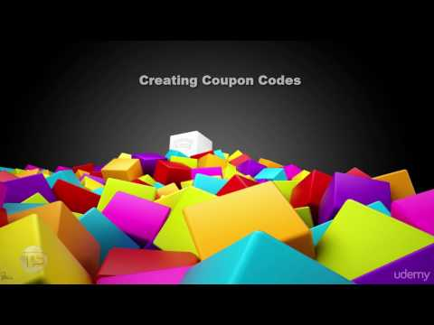Create a Coupon Listing Website With Joomla – 11 – Creating coupon codes