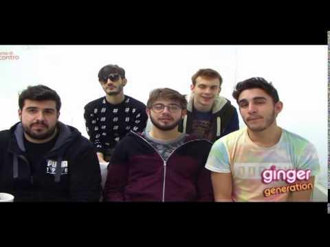 X Factor 8 - Intervista agli Spritz For Five