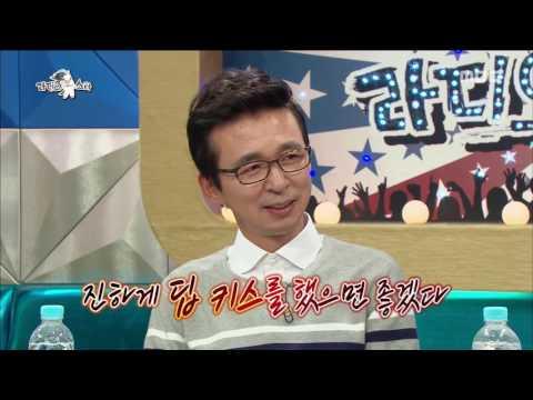 [RADIO STAR] 라디오스타 - The story of Park Chul-min & Kang Susie's kiss scene! 20160921