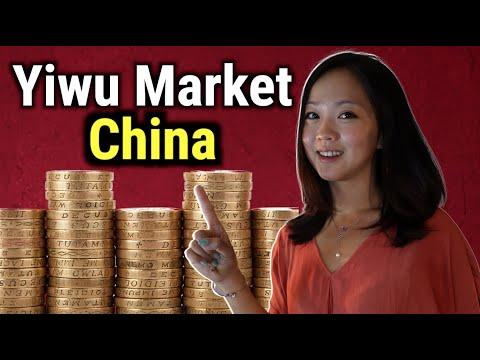 What Is The Yiwu Market In Zhejiang, China And What Can You Buy In Yiwu?