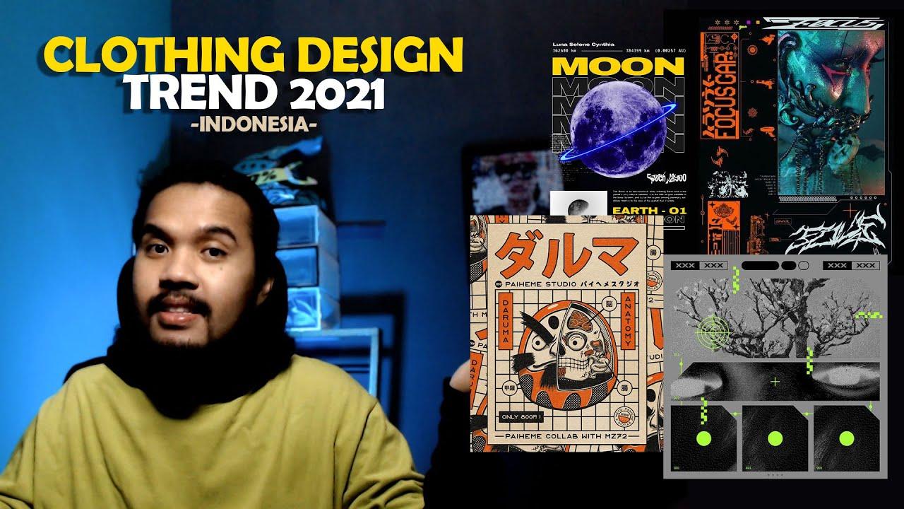 PREDIKSI DESIGN KAOS PALING LARIS AWAL 2021 ❗️