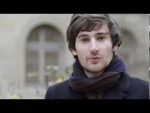 François-Henri Désérable présente Evariste