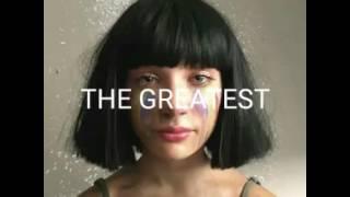 Sia The Greatest Audio