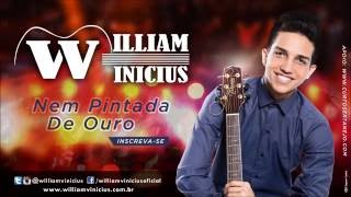 William Vinicius - Nem Pintada De Ouro (Áudio Oficial)