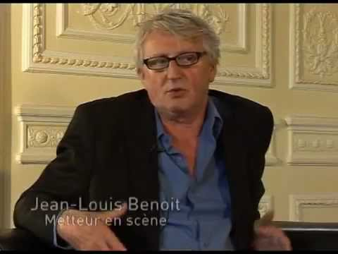 Courteline amour noir | Interview de Jean-louis Benoît, metteur en scène