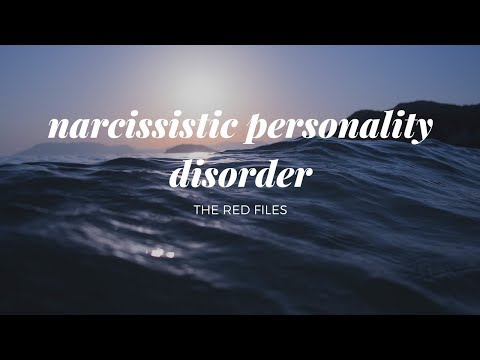 Narcissistic Personality Disorder | The Red Files | Balance Psychologies