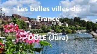 Les belles villes de France Dole Jura