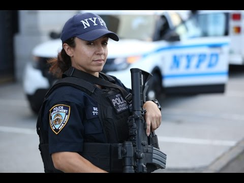 Finest Equipment and Training Keeping NYC and Officers Safe