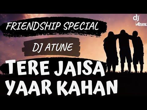 Tere Jaisa Yaar Kahan Dj Atune Remix  Rahul Jain  Yaara Teri Yaari  Yaarana  Kishore Kumar