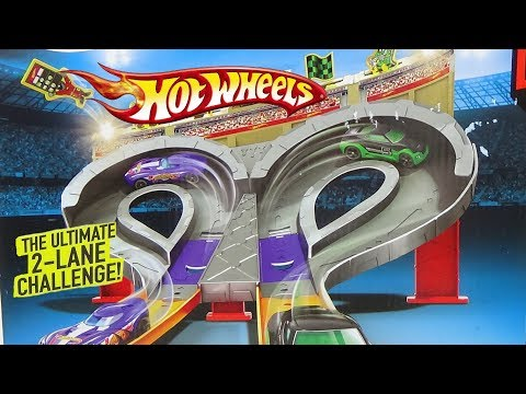 HOTWHEELS TRACK SET SUPER SPEED BLASTWAY  HW RACE