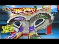 HOTWHEELS TRACK SET SUPER SPEED BLASTWAY TOY HW RACE