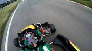 Aixro XR50 Wankel Engine Kart using GoPro Video Camera