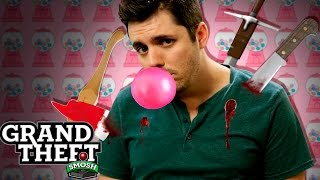 BUBBLEGUM DEATH CHALLENGE (Grand Theft Smosh)