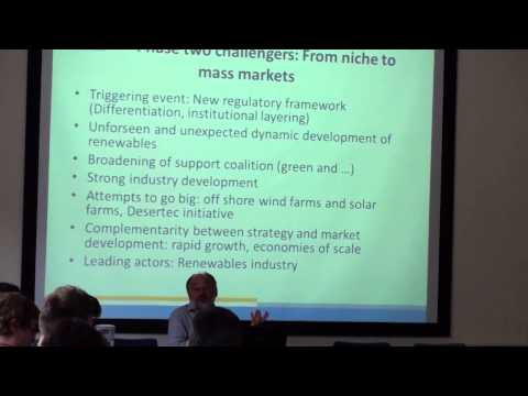Conference STS Perspectives on Energy - S.3 Energy systems and transitions