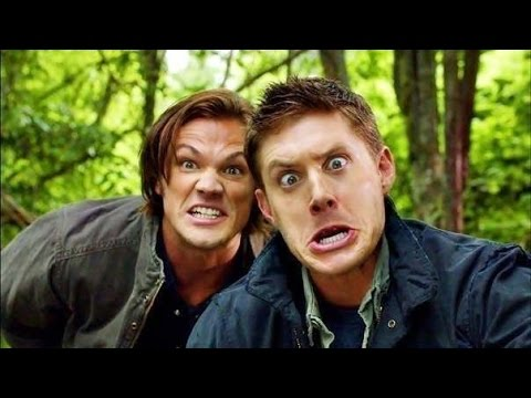 Dean and Sam Winchester / funny supernatural - YouTube Supernatural Sam And Dean Funny Moments
