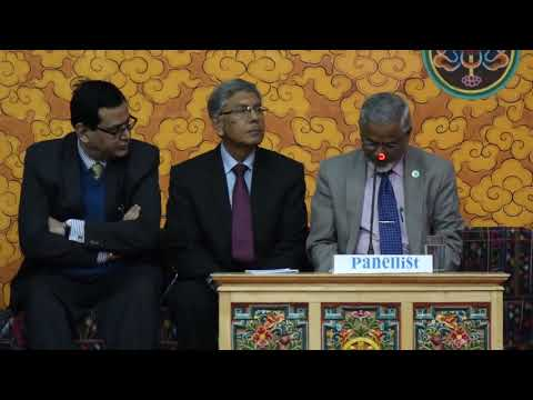 ICHVHE - 2018 Day 2 Panel Discussion - 2  Approach toward Human Health - Need for change