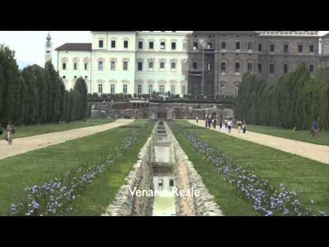 Unesco World Heritage Site - Royal Residence of Savoia - Torino Italy