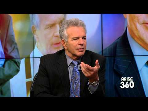"Tony Denison on his role in ""Major Crimes!"""