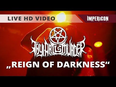 Thy Art Is Murder - Reign Of Darkness (Official HD Live Video)