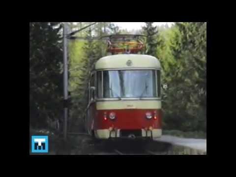 1992 TMB Poprad, Tatranská električka a nové nástupiště