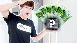 ALS ER SEIN 600€ GESCHENK ÖFFNETE... **PRANK**