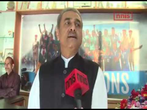 AIFF President Praful Patel states his plans for Indian Football in his 3rd term
