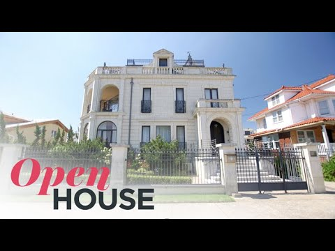 A French Cau Style Mansion In