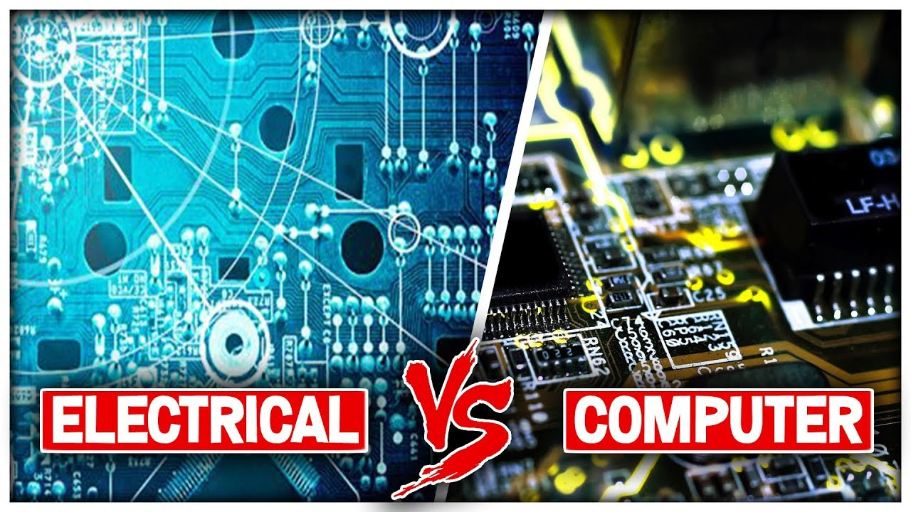 Electrical Engineering Vs Computer Engineering - How to ...