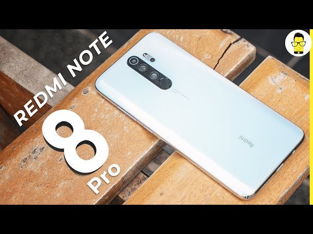 Redmi Note 8 Pro review: the best Redmi note yet | Comparison with Realme XT