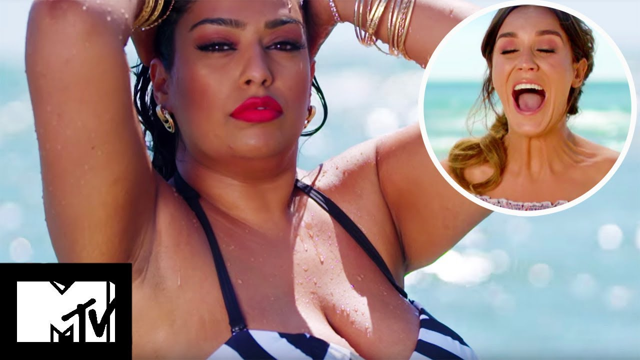 OMG! Sheena's Sexy New Look Leaves Vicky Speechless | Ex On The Beach: Body SOS 108