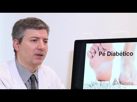 Cuidados com o pé diabético. O que todo diabético deve saber.