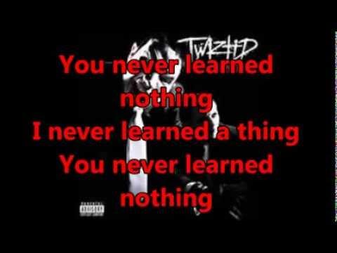 Twiztid- Death Note (Lyrics)