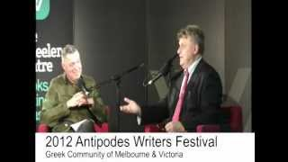 2012 Antipodes Writers Festival - Session 5