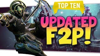 "👍Top Ten Most Updated ""Free To Play Games"" 