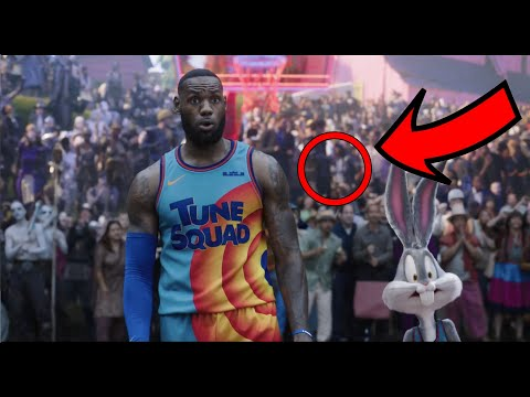 All Easter Eggs and References in Space Jam: A New Legacy ! - NAK