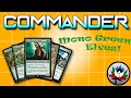 MTG – Ezuri, Renegade Leader Elves Tribal EDH/Commander Deck Tech for Magic: The Gathering!