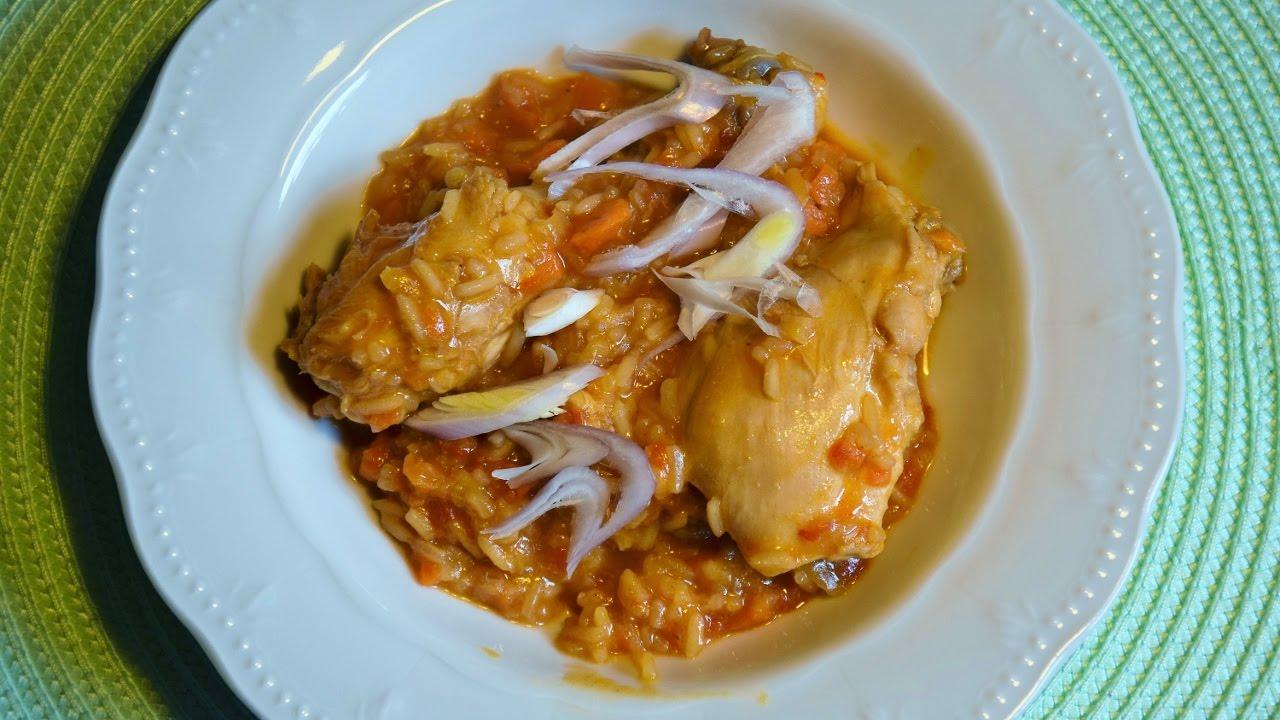 Kurczak Z Ryżem W Jednym Naczyniu Obiad W Pół Godziny Thermomix