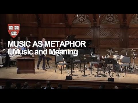 Wynton at Harvard, Chapter 1: Music and Meaning