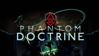 Superbohater - Phantom Doctrine #1