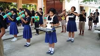 เพลงสรรเสริญพระบารมี โรงเรียนวัดนานอน สพป.ตรัง เขต1