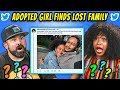 GENERATIONS REACT TO ADOPTED GIRL FINDS LOST FAMILY  Viral Twitter Story MP3