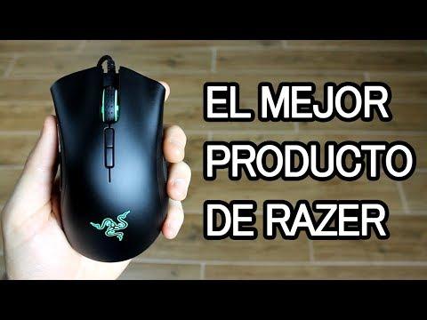 Review: ratón gaming Razer Deathadder Elite | Te gusta RAZER? COMPRA ESTE | Lo mejor de Razer
