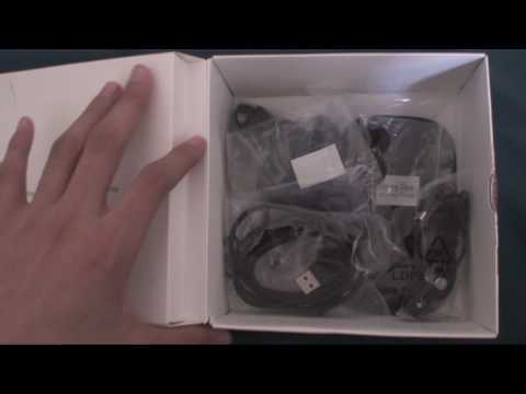 T-Mobile G1/HTC DREAM UnBoxing!