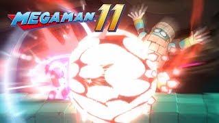 Mega Man 11 Beaten in Under 40 Minutes (Speedrun)